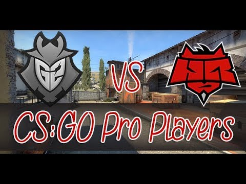 [CS:GO] G2 VS HellRaisers - ESL Pro League Season 8 Finals - Inferno (Map 2)