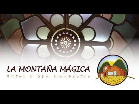 La Montaña Mágica - Hotel & Spa Campestre _m