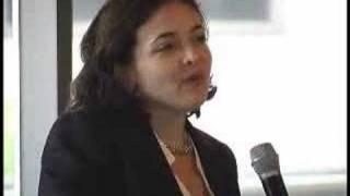 Sheryl Sandberg: Innovations in Philanthropy