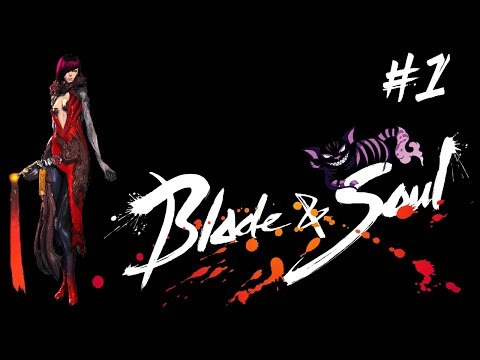 Blade & Soul – Force Master Gameplay – Part 1 – Leveling