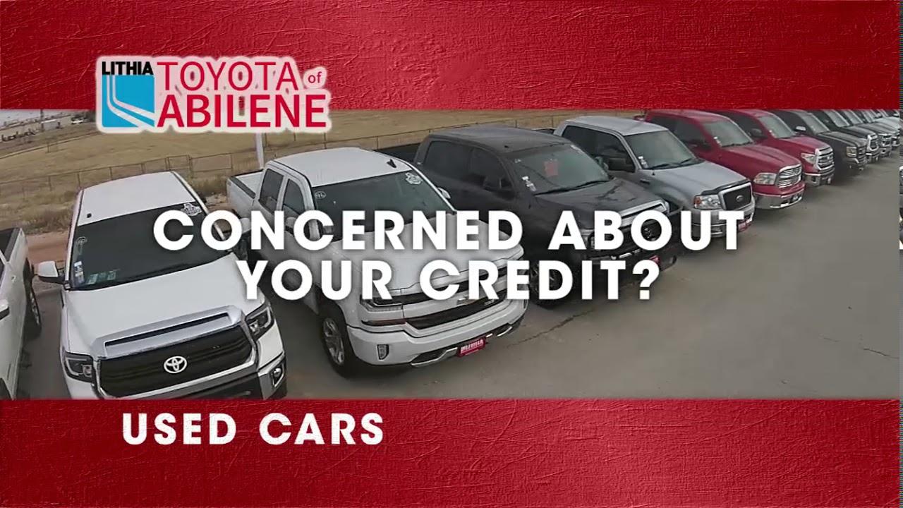Lithia Toyota Abilene, Reason 3