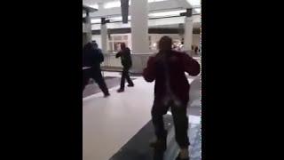 Walden Galleria Mall Fight - Cheektowaga,NY(FULL VIDEO)