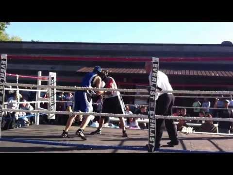 Joshua johanson vs Clay handcock