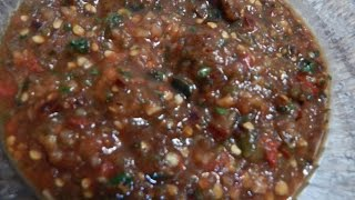 Mexican Salsa Recipe - How To Make Hot Salsa