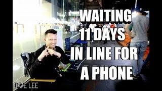 The Apple Store Line Is Growing!!! Join Our FB Group !! iphone 10 / iphone X - Nightlife Apple Store