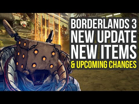 Borderlands 3 Update Adds New Cosmetic, New Event & Future Changes Revealed (BL3 Update) thumbnail