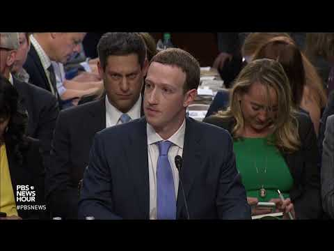Mark Zuckerberg grilled by Senate on data privacy, global influence and past mistakes