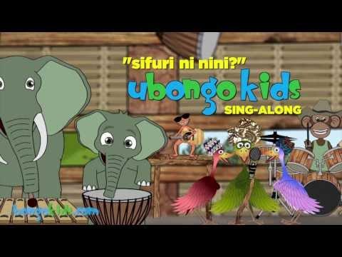 Sifuri ni Nini? - Ubongo Kids Sing-Along