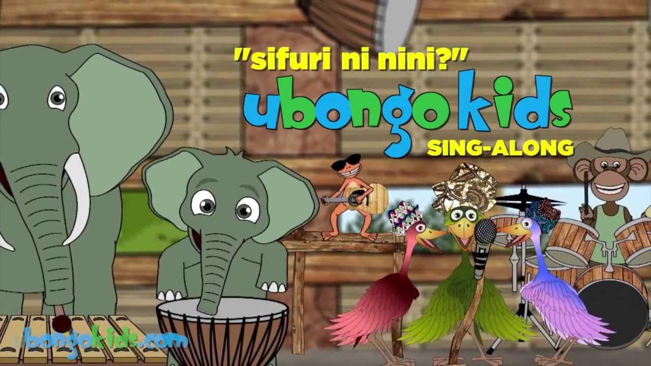 Download Sifuri ni Nini? - Ubongo Kids Sing-Along
