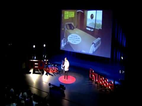 TEDxKids@Brussels - Maarten Lens-Fitzgerald - Augmented Reality