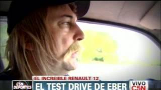 C5N - DEPORTES: EL TEST DRIVE DE EBER LUDUEÑA thumbnail