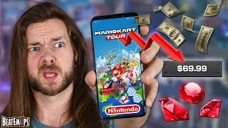 Nintendo's Greedy Decline with Microtransactions.