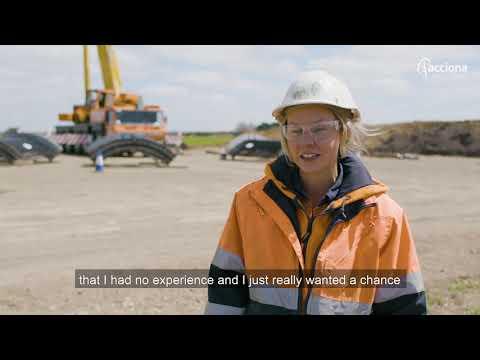 ACCIONA's Renewable Energy Projects Creating Jobs In Regional Australia