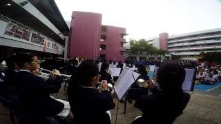 GMSS Band - St. Petersburg March - NDP 2016