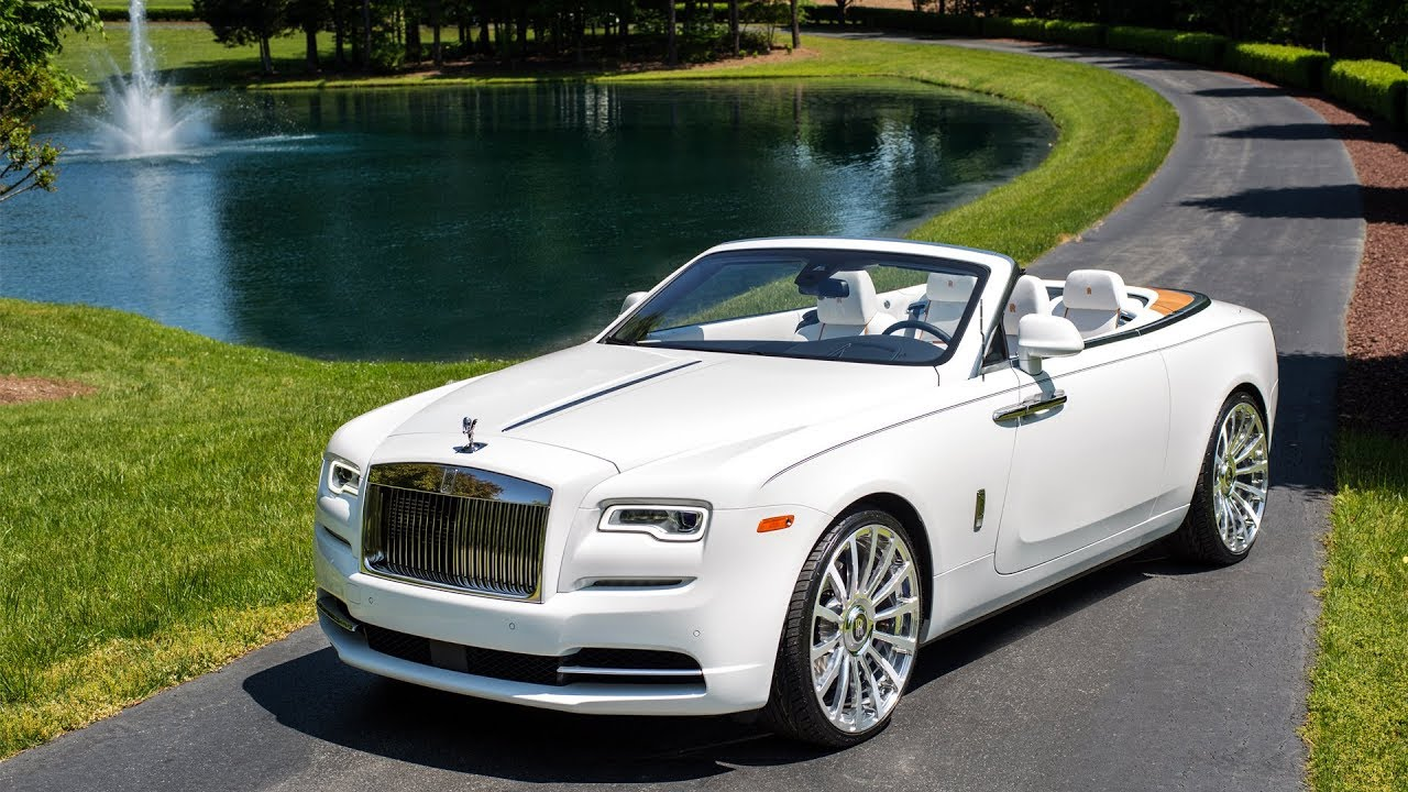 Rolls Royce Dawn Forgiato Wheels Youtube