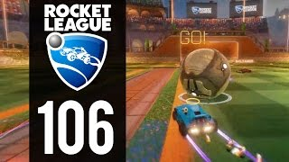 Rocket League Gameplay - Part 106 - One Man Show