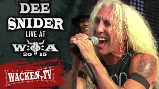 Dee Snider (ftd. by Rock Meets Classic) - We're not Gonna Take It - Live at Wacken Open Air 2015