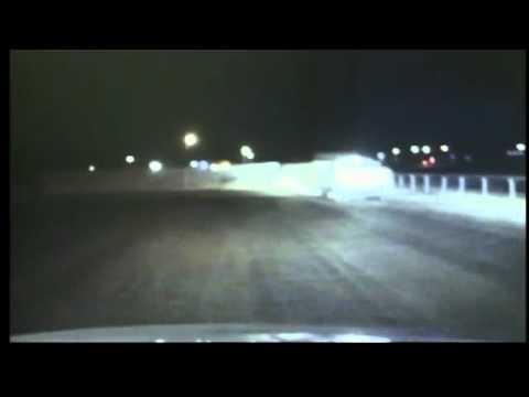 Drunk-driver laps Casino's horse track