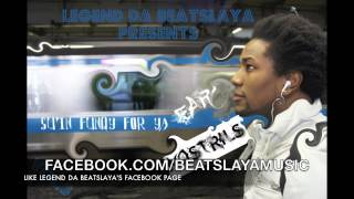 Catch Me, If You Can ~ By Legend Da Beatslaya ft. Chalice Serrano