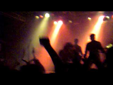 Satyricon - King, live in Helsinki 23.4.2009 (mobile phone clip)