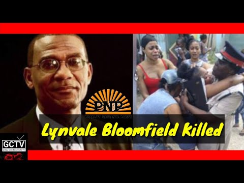 GRUESOME K!LL!NG OF POLITICIAN LYNVALE BLOOMFIELD - Portland MP St@bbed To De@th (GCTV)