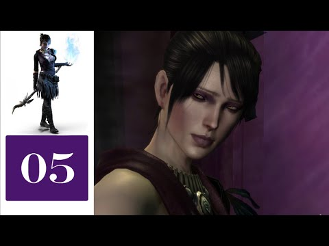 Let's Play Dragon Age: Witch Hunt (Blind) - 05 - Farewell to a Friend
