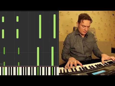 Requiem For A Dream piano tutorial easy