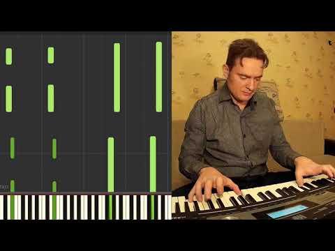 Requiem For A Dream Piano Tutorial Easy