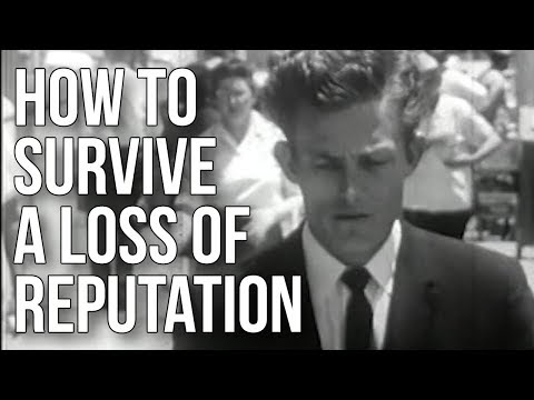 How to Survive a Loss of Reputation
