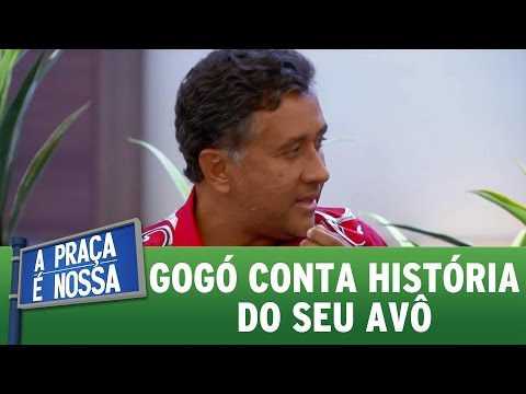 Paulinho Gogó conta história do seu avô | A Praça É Nossa (11/05/17)