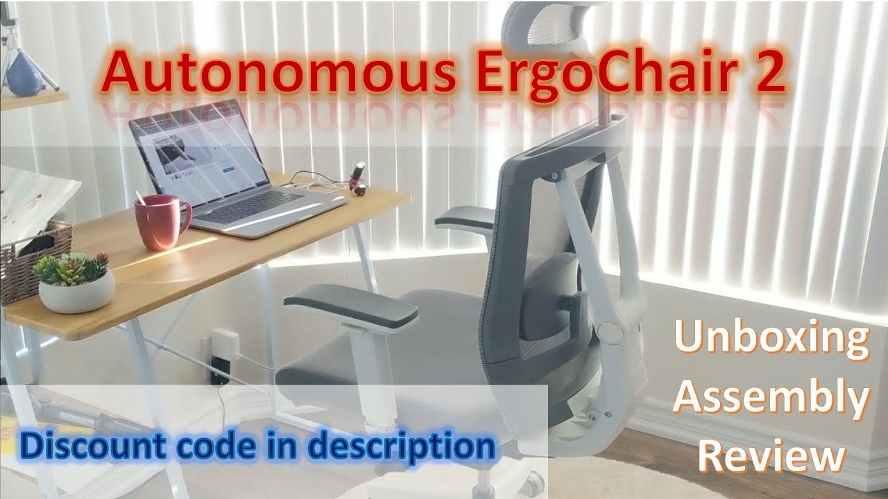 Autonomous Chair Assembly