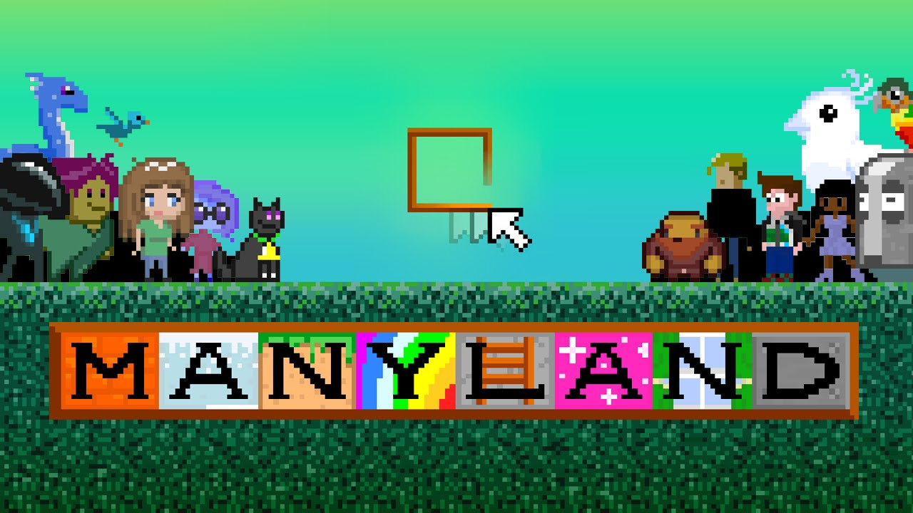 manyland we re inventing a universe youtube