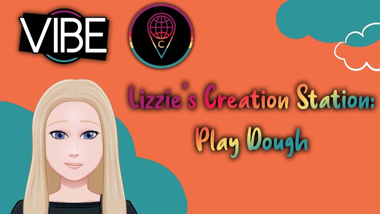 Lizzie's Creation Station: How to make Play dough