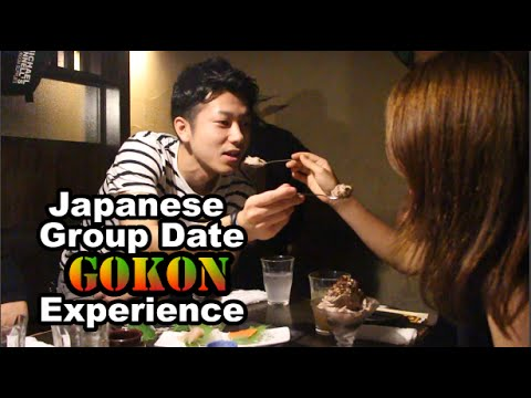 Group dating in japan
