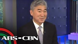 Headstart: Ambassador Kim - We hope all Balangiga bells will be returned to PH