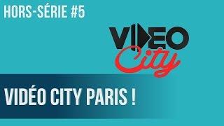 Hors Série #5: VIDEO CITY PARIS(Salut à tous! Aujourd'hui petit hors-série pour vous parler de la fat convention à venir: la Vidéo City Paris. Retrouvez-moi là-bas les 7 et 8 novembre à Porte de ..., 2015-10-18T16:00:12.000Z)