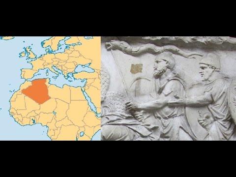 Dacii au ajuns și în Algeria (Africa). Cum a fost posibil?