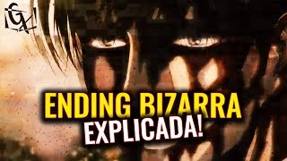 ENCERRAMENTO MACABRO E CENA POLÊMICA EXPLICADOS! | Shingeki no Kyojin