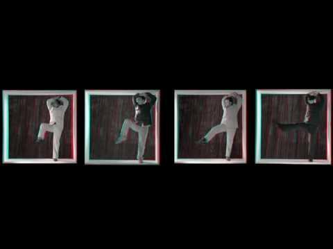 Men In The Wall 3D Multiscreen Instillation - Single screen version