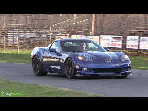 Cam/Intake Z06 Does Damage, Deep in the 10s!