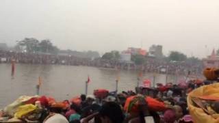 Chhath Puja at DEO