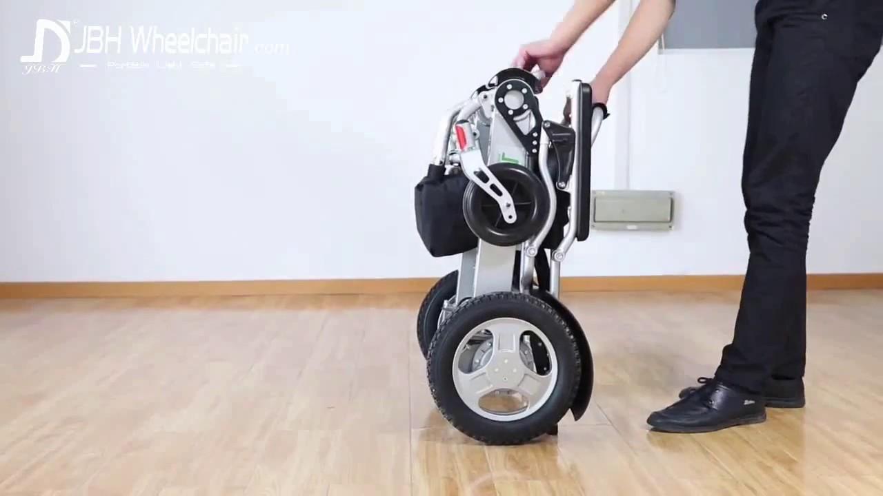 D09 Travel Move Lite Folding Lithium Battery Power Chair