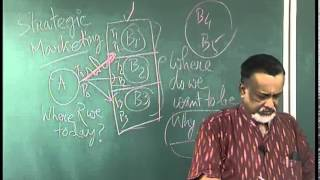 Mod-01 Lec-12 Strategic Marketing-Lecture12