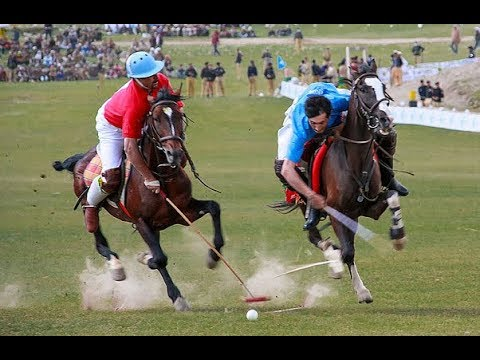 Final Polo match - Gilgit vs Chitral - l Shandur Polo Festival 2018 l