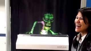 Great Halloween Game On Displair, Biting Zombie