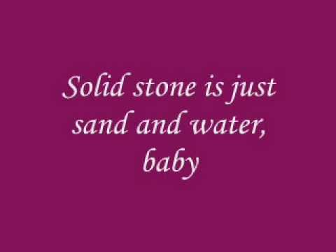 Beth Nielsen Chapman - Sand and Water (Lyrics)