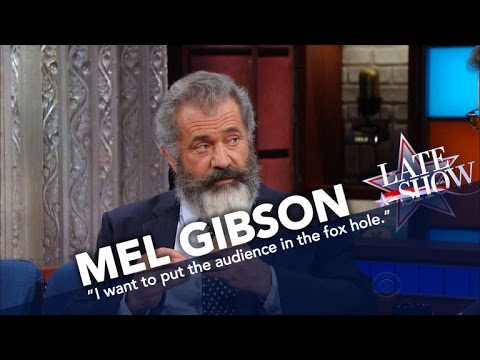 Mel Gibson's New War Movie Aims To