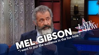 "Mel Gibson's New War Movie Aims To ""Show What Our Veterans Go Through"""