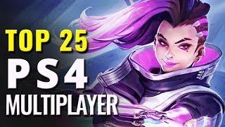 Top 25 Best Ps4 Multiplayer Games
