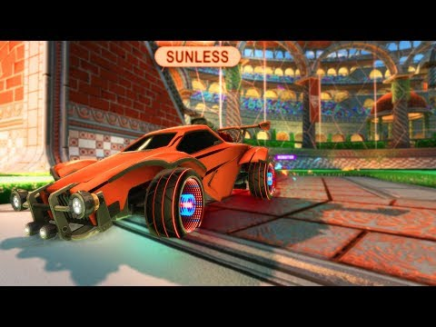 What its like playing Rocket League with Sunless Khan thumbnail